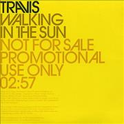Click here for more info about 'Travis (90s) - Walking In The Sun'