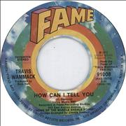 Click here for more info about 'Travis Wammack - How Can I Tell You'
