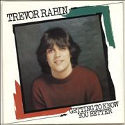 "Trevor Rabin Getting To Know You Better UK 7"" vinyl"