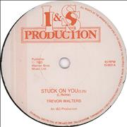 Click here for more info about 'Trevor Walters - Stuck On You'