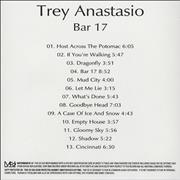 Click here for more info about 'Trey Anastasio - Bar 17'