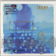 Click here for more info about 'Tricky - AntiMatter - Sealed'