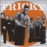 Click here for more info about 'Tricky - Pumpkin - Orange Vinyl'