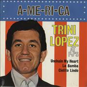 Click here for more info about 'Trini Lopez - A-Me-Ri-Ca EP'