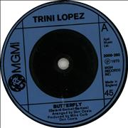 Click here for more info about 'Trini Lopez - Butterfly'