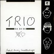 Click here for more info about 'Trio - Da Da Da - Black & white sleeve'