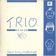 Click here for more info about 'Trio - Da Da Da - Blue Sleeve'