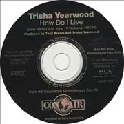 Click here for more info about 'Trisha Yearwood - How Do I Live'
