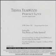 Click here for more info about 'Trisha Yearwood - Perfect Love'