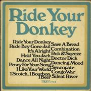 Click here for more info about 'Trojan Records - Ride Your Donkey - VG'