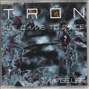 Click here for more info about 'Tron feat Midge Ure - We Came To Dance'