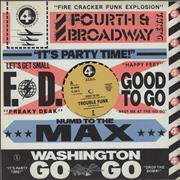 Click here for more info about 'Trouble Funk - Good To Go - Die-cut Sleeve'