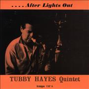 Tubby Hayes .... After Lights Out - 180gm Japan vinyl LP