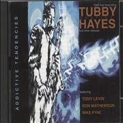 Tubby Hayes Addictive Tendencies UK 2-CD album set