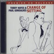 Click here for more info about 'Tubby Hayes - Change Of Setting'