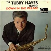 Click here for more info about 'Tubby Hayes - Down In The Village - mint'