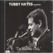 Click here for more info about 'Tubby Hayes - For Members Only'