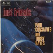Click here for more info about 'Tubby Hayes - Just Friends - Mono'