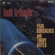 Click here for more info about 'Tubby Hayes - Just Friends - VG'