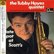 Click here for more info about 'Tubby Hayes - Late Spot At Scott's - 200gm'