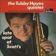 Click here for more info about 'Tubby Hayes - Late Spot At Scott's'