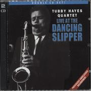 Tubby Hayes Live At The Dancing Slipper UK 2-CD album set