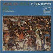 Click here for more info about 'Tubby Hayes - Mexican Green - 1st - VG'