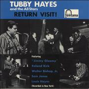 Tubby Hayes Return Visit! - 1st UK vinyl LP