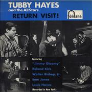 Click here for more info about 'Tubby Hayes - Return Visit!'