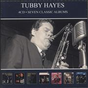 Tubby Hayes Seven Classic Albums - Sealed UK 4-CD set