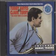 Tubby Hayes The New York Sessions UK CD album