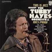 Tubby Hayes This Is Jazz - 100% Proof UK vinyl LP