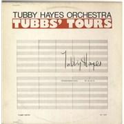 Tubby Hayes Tubbs' Tours - EX UK vinyl LP