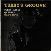 Click here for more info about 'Tubby Hayes - Tubby's Groove - 1st'