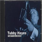 Tubby Hayes Tubby`s New Groove UK CD album