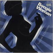 Click here for more info about 'Tuesday's Children - Boogie Woman - Clear Vinyl'