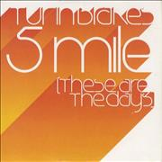 Click here for more info about 'Turin Brakes - 5 Mile [These Are The Days]'