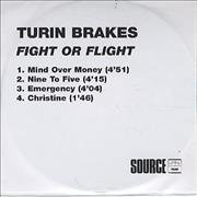Click here for more info about 'Turin Brakes - Fight Or Flight'