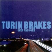 Click here for more info about 'Turin Brakes - Over And Over'