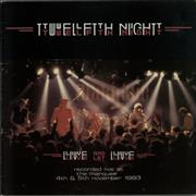 Click here for more info about 'Twelfth Night - Live And Let Live'