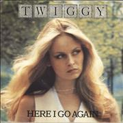 Click here for more info about 'Twiggy - Here I Go Again'