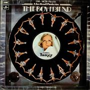 Click here for more info about 'Twiggy - The Boyfriend'