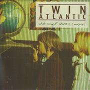 Click here for more info about 'Twin Atlantic - What Is Light? Where Is Laughter?'