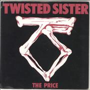 Click here for more info about 'Twisted Sister - The Price'