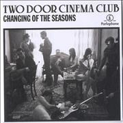 Click here for more info about 'Two Door Cinema Club - Changing Of The Seasons'
