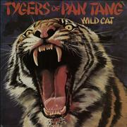 Click here for more info about 'Tygers Of Pan Tang - Wild Cat - Fame'
