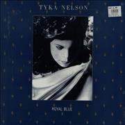Click here for more info about 'Tyka Nelson - Royal Blue - Sealed'