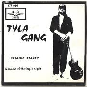 Click here for more info about 'Tyla Gang - Suicide Jockey - p/s'