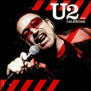 Click here for more info about 'U2 - 2009 Calendar'