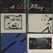 Click here for more info about 'U2 - 4 U2 Play - EX'